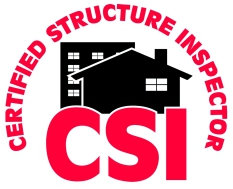 Certified Structure Inspector logo